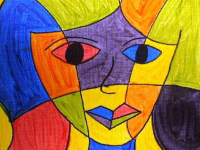 Paint Like Picasso Mini-Camp (4-10 Years)